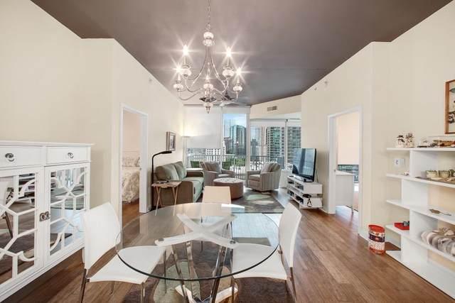 860 Peachtree Street NE #1105, Atlanta, GA 30308 (MLS #6713768) :: Tonda Booker Real Estate Sales
