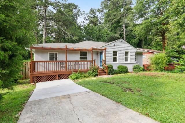 2145 Trailwood Road, Decatur, GA 30032 (MLS #6714205) :: North Atlanta Home Team