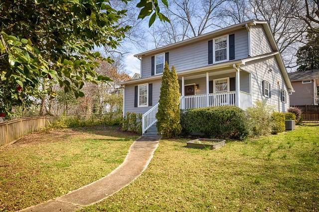 1736 Oakview Road, Decatur, GA 30030 (MLS #6715318) :: The Heyl Group at Keller Williams