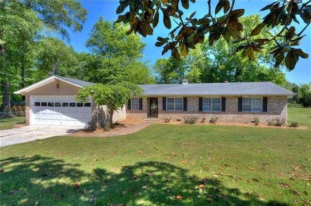 17 Mark Street NE, Rome, GA 30165 (MLS #6715684) :: KELLY+CO