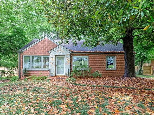 1179 N Carter Road, Decatur, GA 30030 (MLS #6715729) :: The Butler/Swayne Team