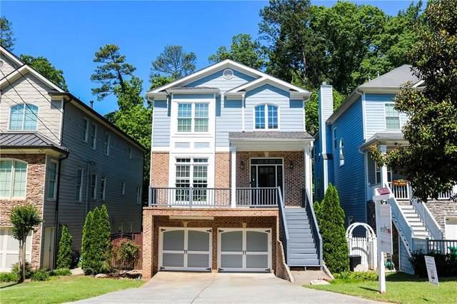 3242 Cates Avenue NE, Brookhaven, GA 30319 (MLS #6715842) :: North Atlanta Home Team