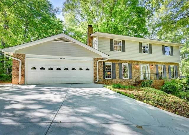 2843 Pangborn Road, Decatur, GA 30033 (MLS #6716588) :: Thomas Ramon Realty