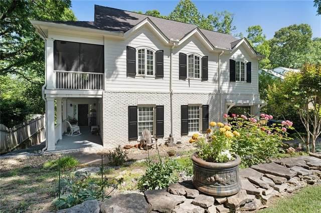 2687 Birchwood Drive NE, Atlanta, GA 30305 (MLS #6716920) :: Thomas Ramon Realty