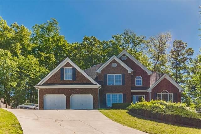 5401 Hedge Brooke Cove NW, Acworth, GA 30101 (MLS #6717050) :: North Atlanta Home Team