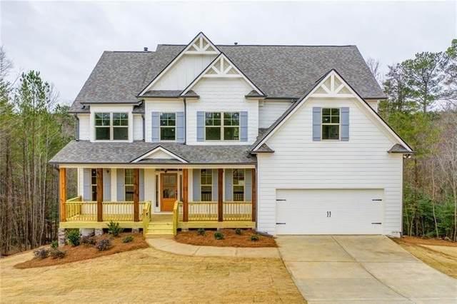 619 Red Leaf Way, Canton, GA 30114 (MLS #6717081) :: Dillard and Company Realty Group