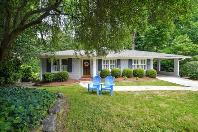 1532 Walthall Court, Atlanta, GA 30318 (MLS #6717306) :: The Zac Team @ RE/MAX Metro Atlanta