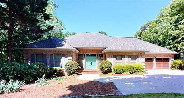 1223 Lakestone Court, Gainesville, GA 30501 (MLS #6717641) :: The Butler/Swayne Team