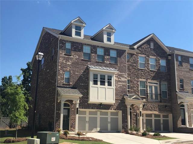 5599 Terrace Bend Place #95, Peachtree Corners, GA 30092 (MLS #6717764) :: North Atlanta Home Team