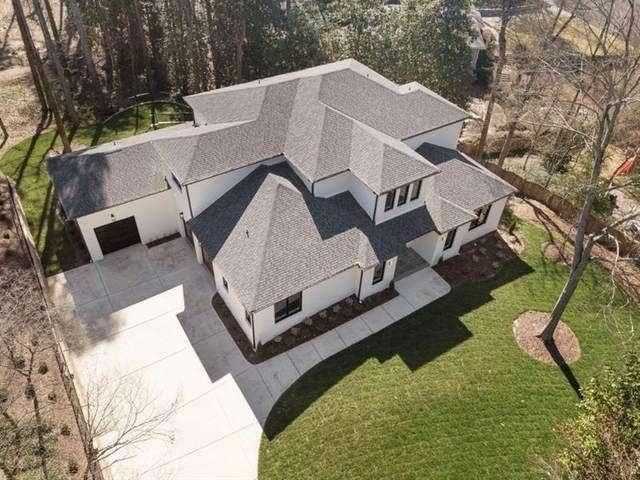 340 Amberidge Trail, Sandy Springs, GA 30328 (MLS #6718110) :: North Atlanta Home Team