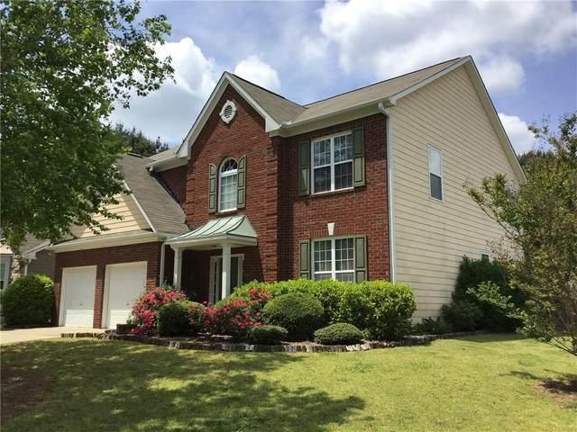 505 Canton Court, Canton, GA 30115 (MLS #6718123) :: Kennesaw Life Real Estate