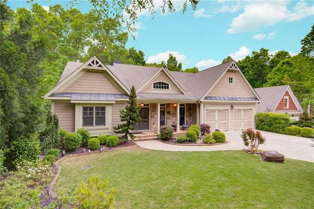 65 Cavender Run, Dahlonega, GA 30533 (MLS #6718142) :: The Zac Team @ RE/MAX Metro Atlanta