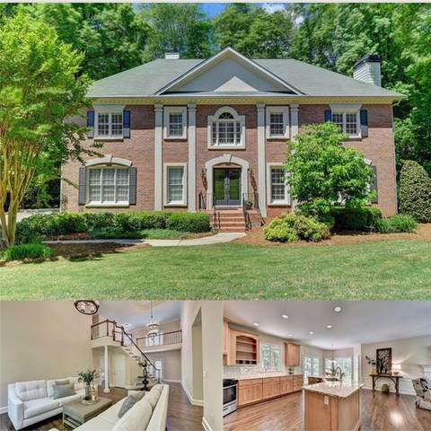 5100 Red Robin Ridge, Johns Creek, GA 30022 (MLS #6718273) :: The Heyl Group at Keller Williams