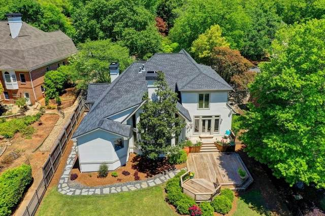 515 Avignon Court, Sandy Springs, GA 30350 (MLS #6718312) :: The Butler/Swayne Team