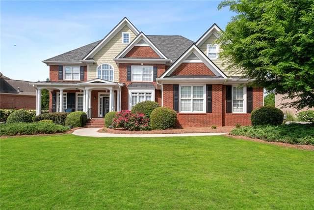 422 Grassmeade Way, Snellville, GA 30078 (MLS #6718412) :: The Butler/Swayne Team