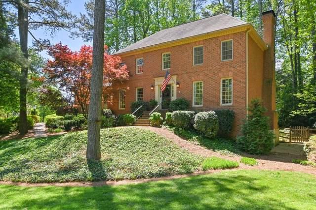 840 Birds Mill SE, Marietta, GA 30067 (MLS #6718512) :: North Atlanta Home Team