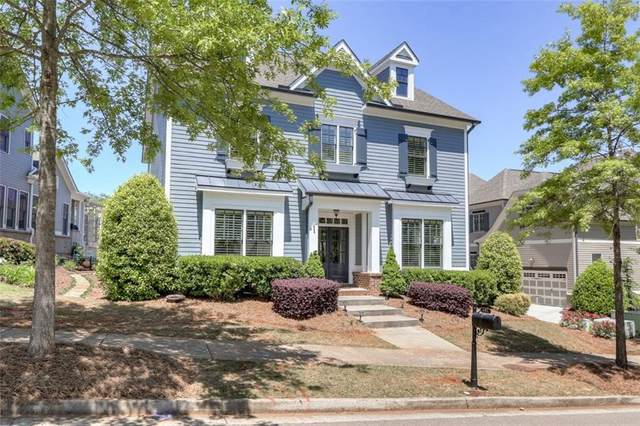 692 Dunbrody Drive, Alpharetta, GA 30004 (MLS #6718514) :: North Atlanta Home Team
