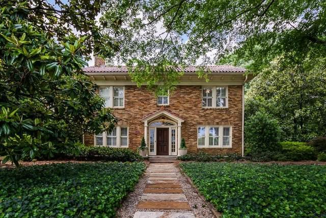 27 S Avondale Road, Avondale Estates, GA 30002 (MLS #6718576) :: Thomas Ramon Realty
