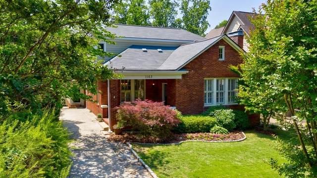 1163 Rosedale Drive NE, Atlanta, GA 30306 (MLS #6718880) :: The Heyl Group at Keller Williams