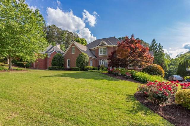 704 Bradshaw Lake Court, Woodstock, GA 30188 (MLS #6718937) :: The Cowan Connection Team