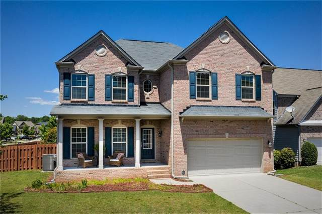 505 Megary Pointe, Alpharetta, GA 30004 (MLS #6719057) :: Thomas Ramon Realty