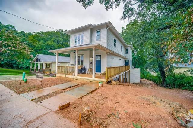 219 Doane Street SW Unit B, Atlanta, GA 30315 (MLS #6719058) :: Good Living Real Estate