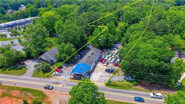 3482 E Ponce De Leon Avenue, Scottdale, GA 30079 (MLS #6719149) :: The Justin Landis Group
