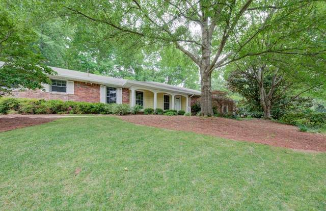 430 Forest Valley Road, Sandy Springs, GA 30342 (MLS #6719225) :: North Atlanta Home Team