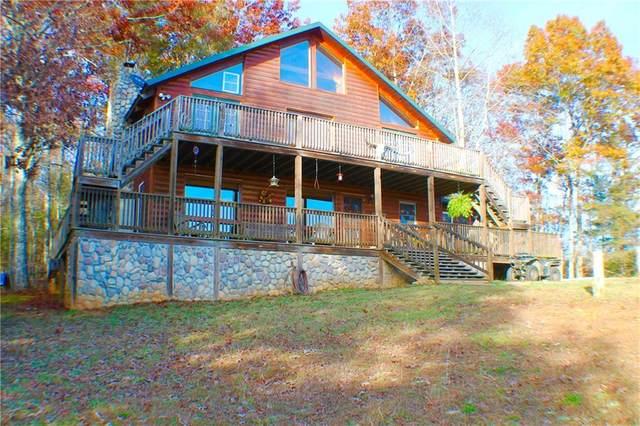 8743 Old Dial Road, Blue Ridge, GA 30513 (MLS #6719237) :: North Atlanta Home Team