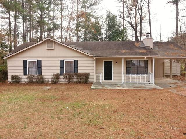 8620 Plumtree Drive, Riverdale, GA 30274 (MLS #6719508) :: The Zac Team @ RE/MAX Metro Atlanta