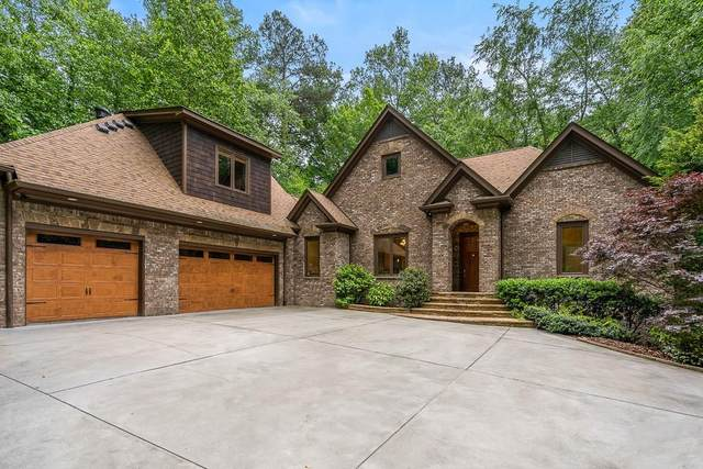 6196 Ferry Drive, Sandy Springs, GA 30328 (MLS #6719615) :: Thomas Ramon Realty