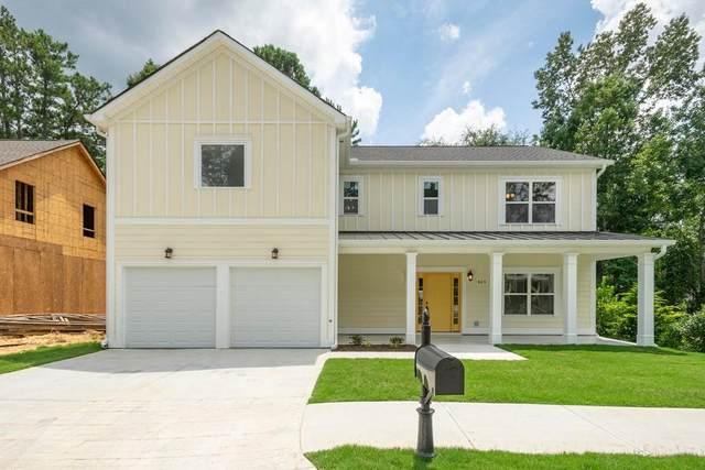 465 Rabbits Run, Fayetteville, GA 30214 (MLS #6719739) :: Path & Post Real Estate