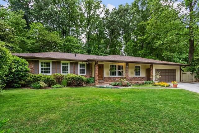 1327 Chaucer Lane NE, Brookhaven, GA 30319 (MLS #6719783) :: RE/MAX Paramount Properties