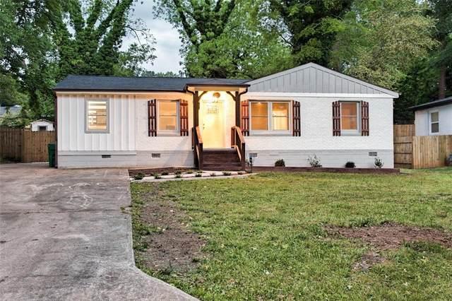 3225 Bluebird Lane, Decatur, GA 30032 (MLS #6719820) :: Thomas Ramon Realty