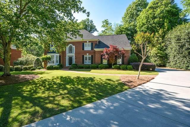 5157 Brooke Farm Drive, Dunwoody, GA 30338 (MLS #6720055) :: Keller Williams Realty Atlanta Classic