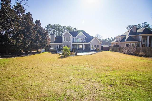 2830 Burnt Hickory Road NW, Marietta, GA 30064 (MLS #6720427) :: RE/MAX Prestige