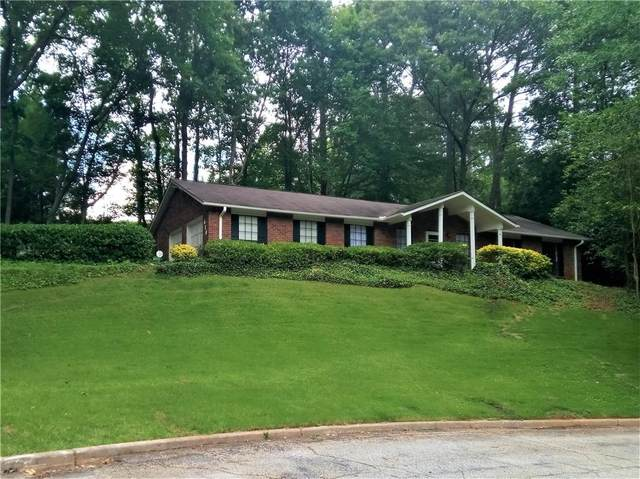 674 S Rays Road, Stone Mountain, GA 30083 (MLS #6720773) :: North Atlanta Home Team