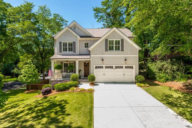 2141 Drew Valley Road, Brookhaven, GA 30319 (MLS #6720844) :: The Butler/Swayne Team