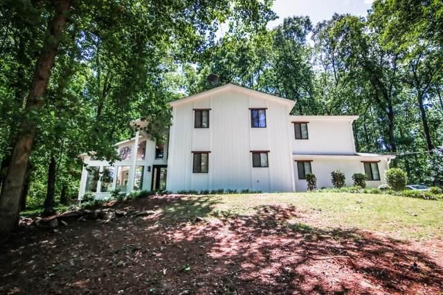 5663 Musket Lane, Stone Mountain, GA 30087 (MLS #6720893) :: Thomas Ramon Realty