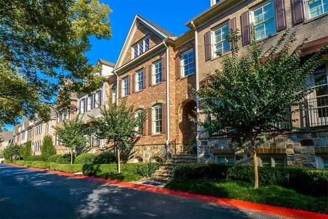 2317 NW Saint Davids Square #12, Kennesaw, GA 30152 (MLS #6721093) :: Kennesaw Life Real Estate