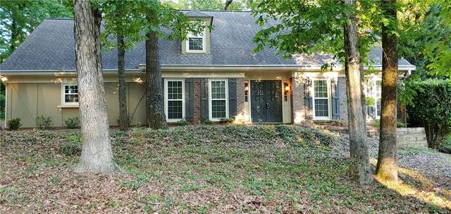 70 Martin Point Court, Roswell, GA 30076 (MLS #6721172) :: The Heyl Group at Keller Williams