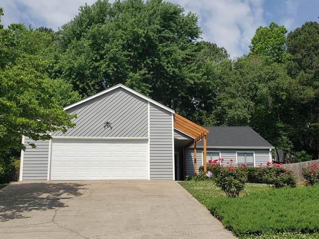 10530 Colony Glen Drive, Alpharetta, GA 30022 (MLS #6721437) :: KELLY+CO
