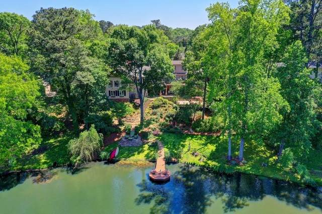 2919 Paces Lake Drive SE, Atlanta, GA 30339 (MLS #6721632) :: The Zac Team @ RE/MAX Metro Atlanta