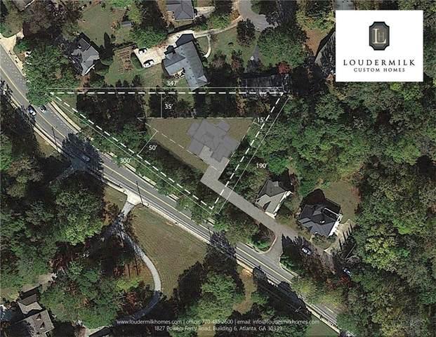 1860 Mayfield Road, Alpharetta, GA 30009 (MLS #6722120) :: Good Living Real Estate