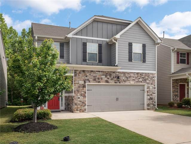 4948 Longview Run, Decatur, GA 30035 (MLS #6722222) :: Kennesaw Life Real Estate