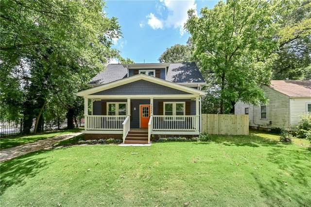 1222 Princess Avenue SW, Atlanta, GA 30310 (MLS #6722341) :: Thomas Ramon Realty