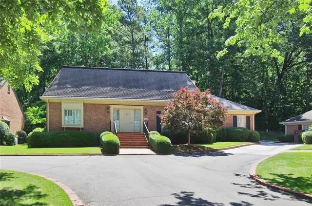 1845 Bedforshire Drive NE, Decatur, GA 30033 (MLS #6722530) :: The Zac Team @ RE/MAX Metro Atlanta