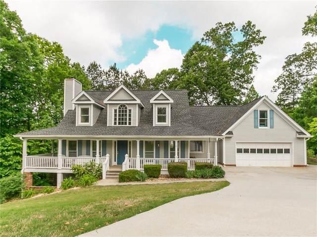 265 Doubles Drive, Covington, GA 30016 (MLS #6722598) :: Charlie Ballard Real Estate