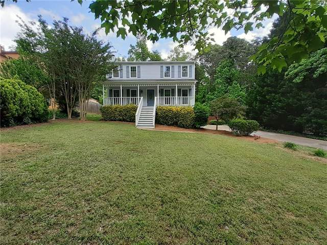 4484 Pine Hill Terrace, Marietta, GA 30066 (MLS #6722867) :: Thomas Ramon Realty
