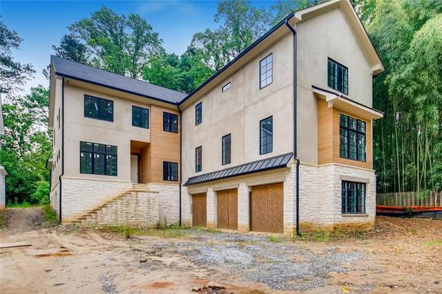 1871 Windemere Drive NE, Atlanta, GA 30324 (MLS #6722970) :: Team RRP | Keller Knapp, Inc.